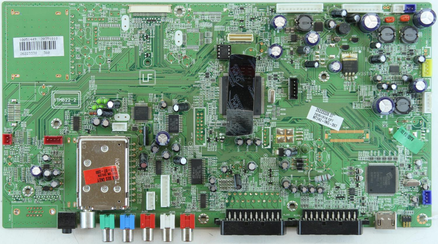 Bush IDLCD37TV27HD - Main AV - 17MB22-2 - 021106 - 20351818