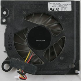 Dell Latitude D620 - Fan - DC28A000K0L - REV:A00