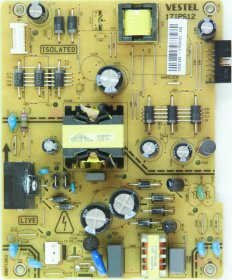 Digihome 43287FHDDLEDCNTD - Power Supply - 23261584 - 17IPS12 - 090715R3