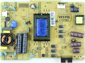JVC LT-32C650 - Power Supply - 23321189 - 17IPS62 - 150115R2