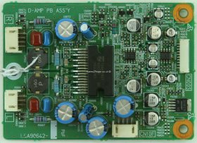 JVC LT-32DX7BJ - Audio Board - LCA90642 - SFL-6221A