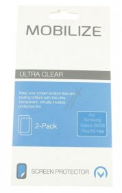 Mobilize Display Protective Plastic Film - Mobilize Clear 2-pack Screen Protector Samsung Galaxy S5-s5