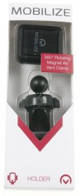 Mobilize Capstan Mounting - Phone Universal Holder - Ventilation Slot Magnetic