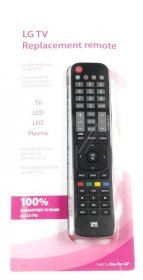 One For All Ir remote Control - Remote Control For Lg Tv S