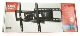 One For All Tv Wall Mount - Tv Wall Mount Tiltable And Swivelable 32- Vesa Max 400x400