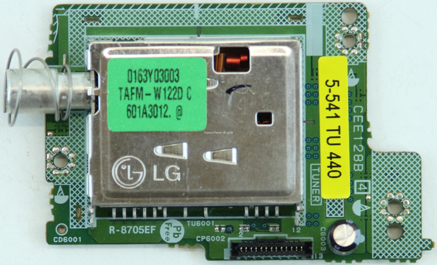 Orion TV-42200SI - Tuner - CEE128B 4 - 5-541 TU 440