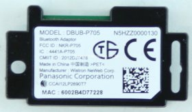 Panasonic TX-48AS640B - Bluetooth Module - DBUB-P705 - N5HZZ0000130