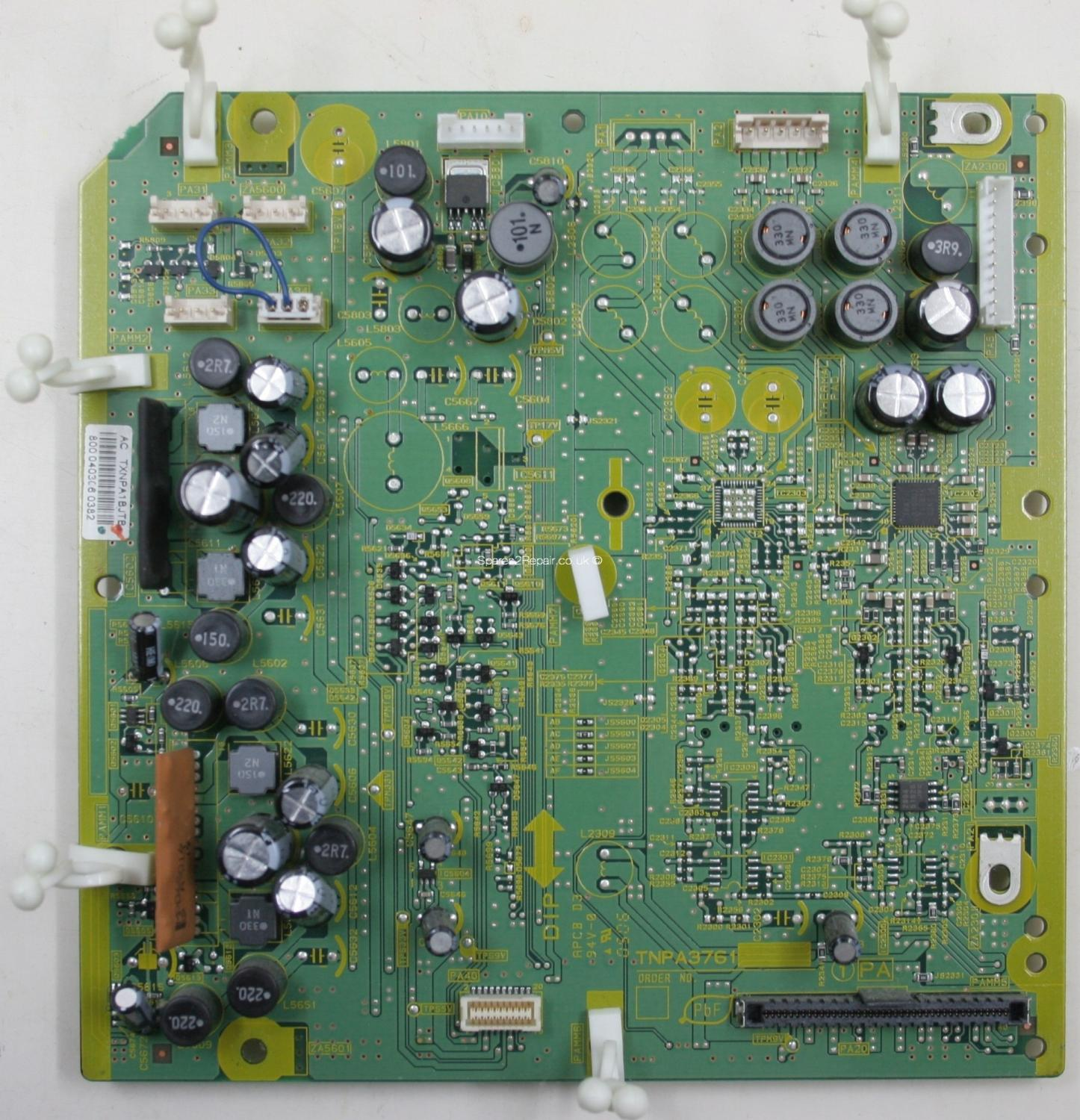 Panasonic TH-42PX600B - Board - TNPA3761