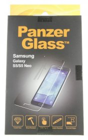 Panzerglass Display Protective Plastic Film - Premium Protective Glass For Samsung Galaxy S5-s5 Neo