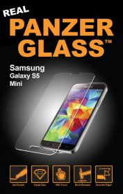 Panzerglass Display Protective Plastic Film - Premium Protective Glass For Adaptable For Samsung Galaxy S5 Mini