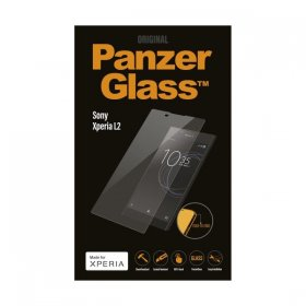 Panzerglass Display Protective Plastic Film - Premium Protective Glass For Adaptable For Sony Xperia L2
