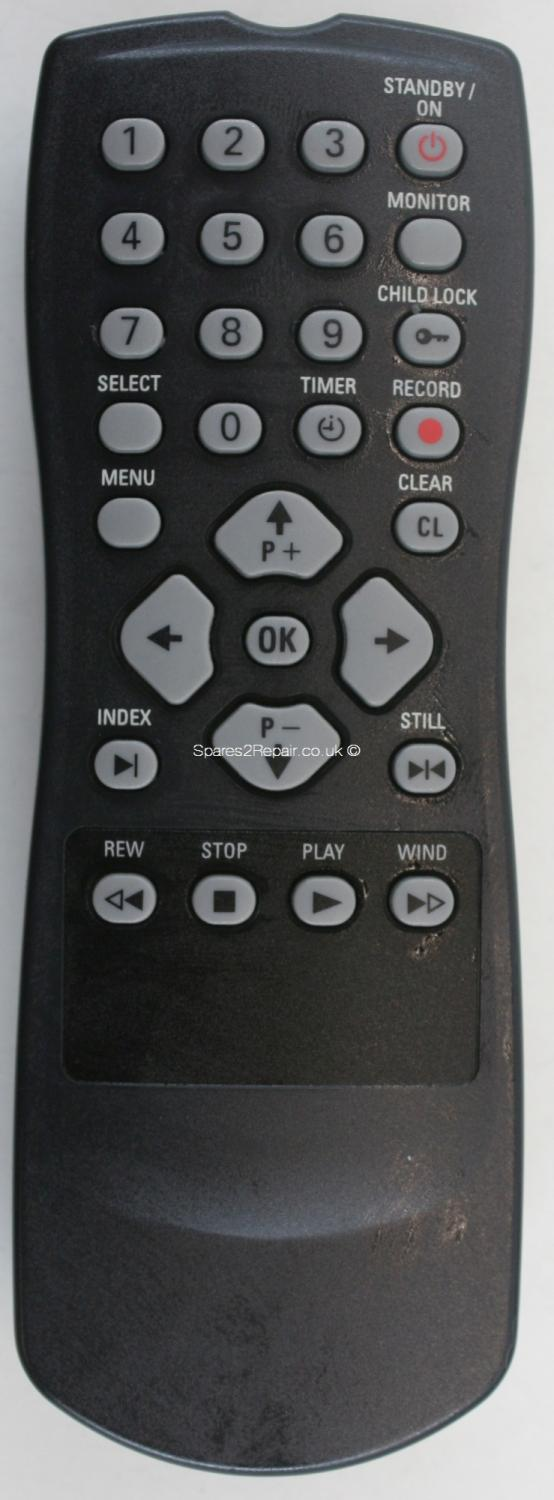Philips RT110/201 8622 661 10201 Remote Control - £11 99