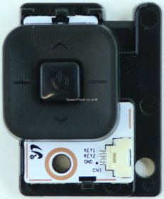 Samsung UE48JU6500K - Power Button - BN96-35345B - BN41-02323A - REV NO:2.0(CT141202) - JU7500_SW