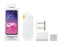 Samsung Display Protective Plastic Film - Adaptable For Samsung Screen Protector Galaxy S10e