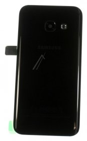 Samsung Battery Compartment Lid - Back-cover Assy Glass Samsung A320f Galaxy A3 2017 Black