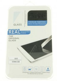 Display Protective Plastic Film - Tempered Glass Screen Protector For Samsung Galaxy S5