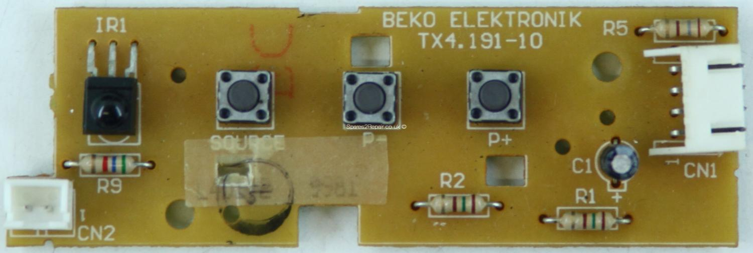 Tevion MD30527 - Buttons - TX4.191-10