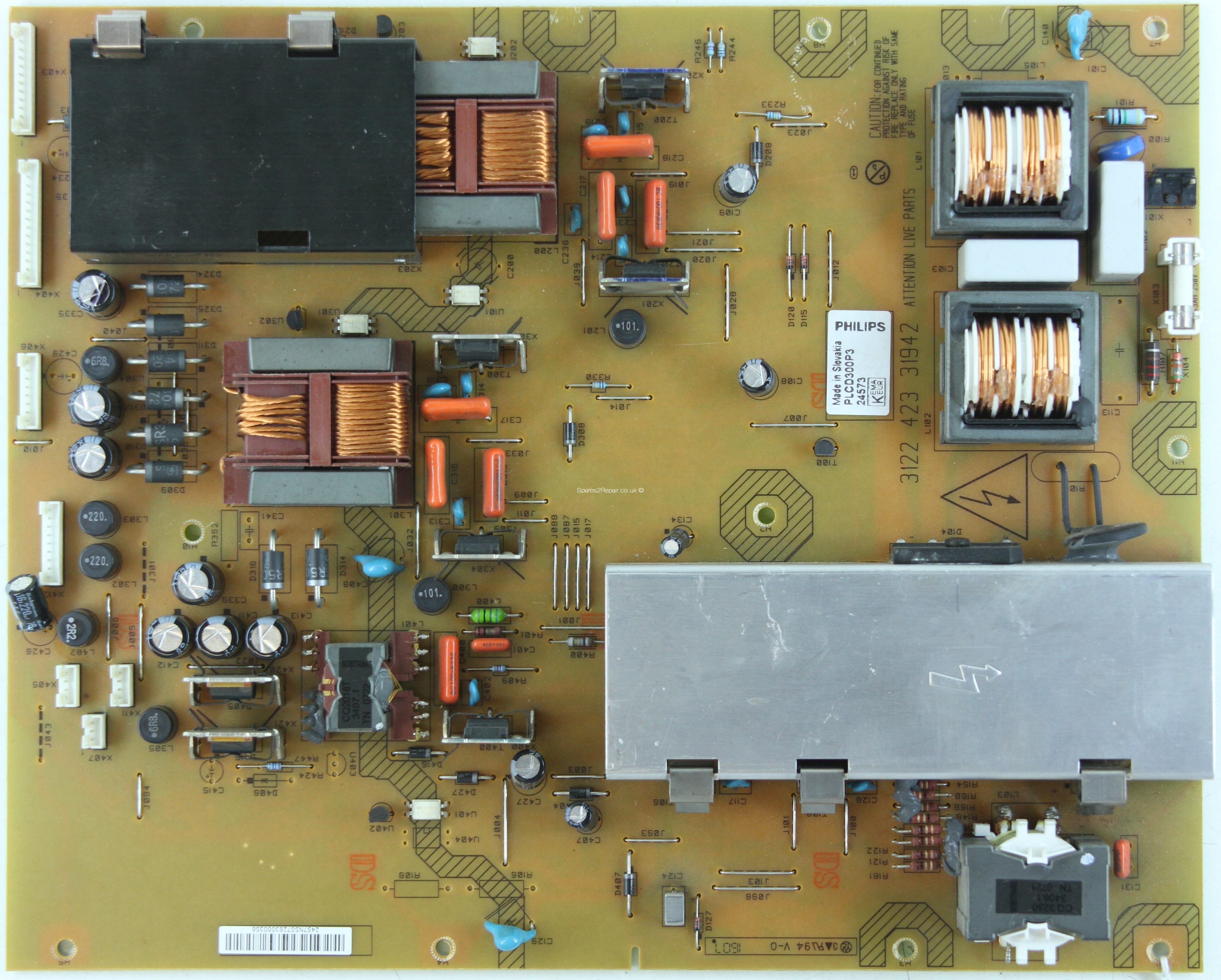 Philips 42PFL5522D/05 - PSU - 3122 423 31942 - PLCD300P3 - 24572