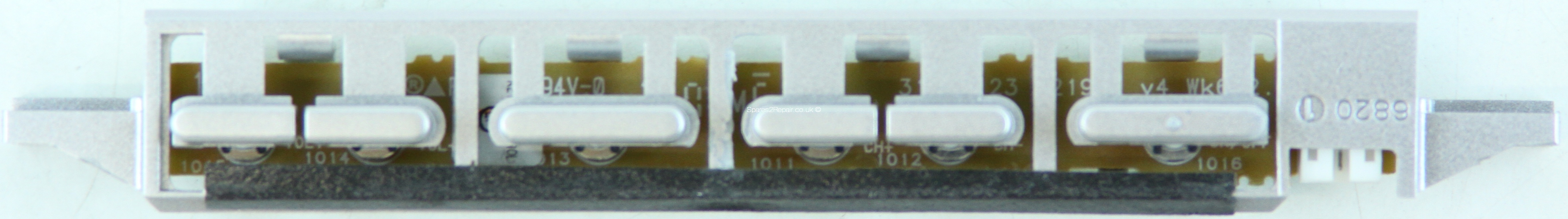 Philips 32PFL7562D/10 - Buttons - 3139-123-6219.1 v4 - wK642.3